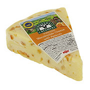 Wensleydale Creamery Cheese with Apricots Made in England