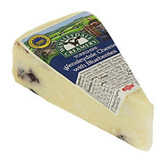 Wensleydale Creamery Cheese with Blueberries