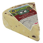Wensleydale Creamery Cheese With Cranberries