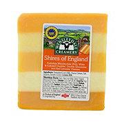 Wensleydale Creamery Shires of England Half Wheel Cheese