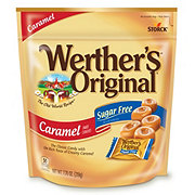 Werther's Original Hard Caramel Candies Sugar Free