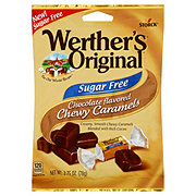 Werther's Original Sugar Free Chocolate Chewy Caramels