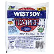 West Soy Original Tempeh