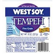West Soy Tempeh Five Grain