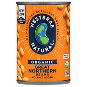 Westbrae Natural Organic Great Northern Beans