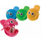 Westcott Fish Pencil Sharpener Assorted Colors