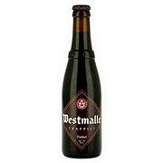 Westmalle Dubbel Beer Bottle