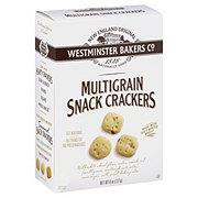 Westminster Bakers Co. Multigrain Snack Crackers