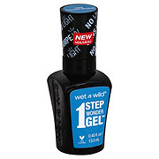 Wet n Wild 1 Step WonderGel Nail Color Cyantific Method