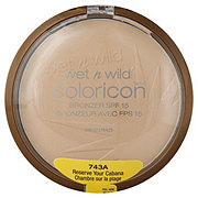 Wet n Wild Color Icon  Reserve Your Cabana Bronzer SPF 15