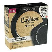 Wet n Wild MegaCushion Foundation SPF 15 Light Ivory