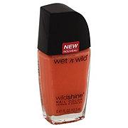 Wet n Wild Wild Shine Nail Enamel, Blazed