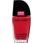 Wet n Wild Wild Shine Nail Enamel, Strawberries