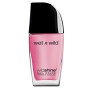 Wet n Wild Wild Shine Nail Enamel Tickled Pink