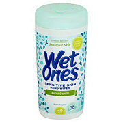 Wet Ones Sensitive Skin Extra Gentle Hand Wipes