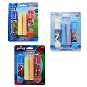 What Kids Want Assorted Licensed Characters Chalk Set