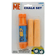 What Kids Want Assorted Licensed Characters Chalk Sets