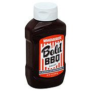 Whataburger Bold BBQ Sauce