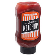Whataburger Spicy Ketchup