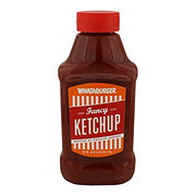 Whataburger Texas Size Fancy Ketchup