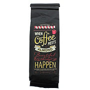 When Coffee Meets Almond Gourmet Flavored Ground Coffee