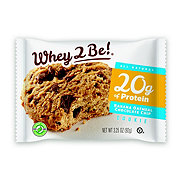 Whey 2 Be Oatmeal Chocolate Chip