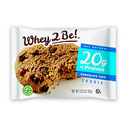 Whey 2 Be Protein Chocolate Chocolate Chip Cookie