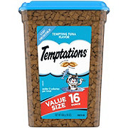 Whiskas Temptations Cat Treats Tuna, Value Size