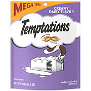Whiskas Temptations Creamy Dairy Flavor Cat Treats