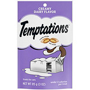 Whiskas Temptations Creamy Dairy Treats for Cats