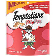 Whiskas Temptations Mixups Backyard Cookout Flavor