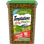 Whiskas Temptations Mixups Catnip Fever, Value Size