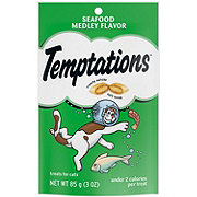 Whiskas Temptations Seafood Medley Treats for Cats