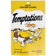 Whiskas Temptations Tasty Chicken Flavor Treats for Cats