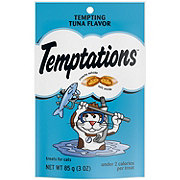 Whiskas Temptations Tempting Tuna Flavor Treats for Cats