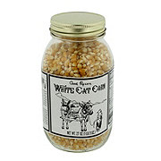 White Cat Corn Good Popcorn