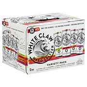 White Claw Hard Seltzer 12 oz Cans Variety Pack