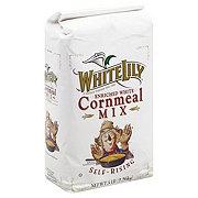 White Lily Self-rising Enriched White Cornmeal Mix