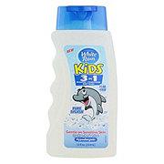 White Rain Kids 3 In 1 Pure Splash