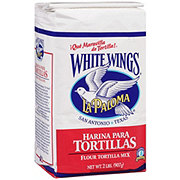 White Wings Tortilla Mix Flour