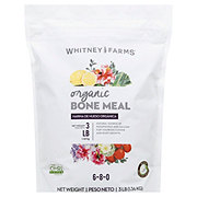 Whitney Farms Organic Bone Meal