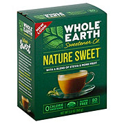 Whole Earth Nature Sweet Zero Calorie Sweetner