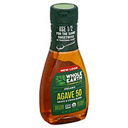 Whole Earth Organic Blue Agave 50