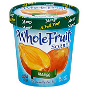 Whole Fruit Mango Sorbet