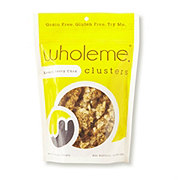 WholeMe Lemon Berry Chia Clusters