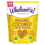 Wholesome Organic Coconut Palm Sugar