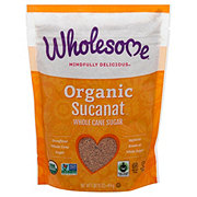Wholesome Organic Sucanat Sweetener