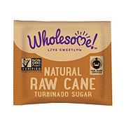 Wholesome Sweeteners Bulk Raw Cane Sugar Packets