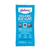 Wholesome Sweetners Organic Blue Agave Packets