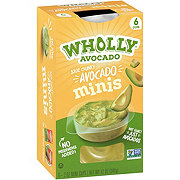 Wholly Guacamole All Natural 100 Calorie Mini Snack Packs